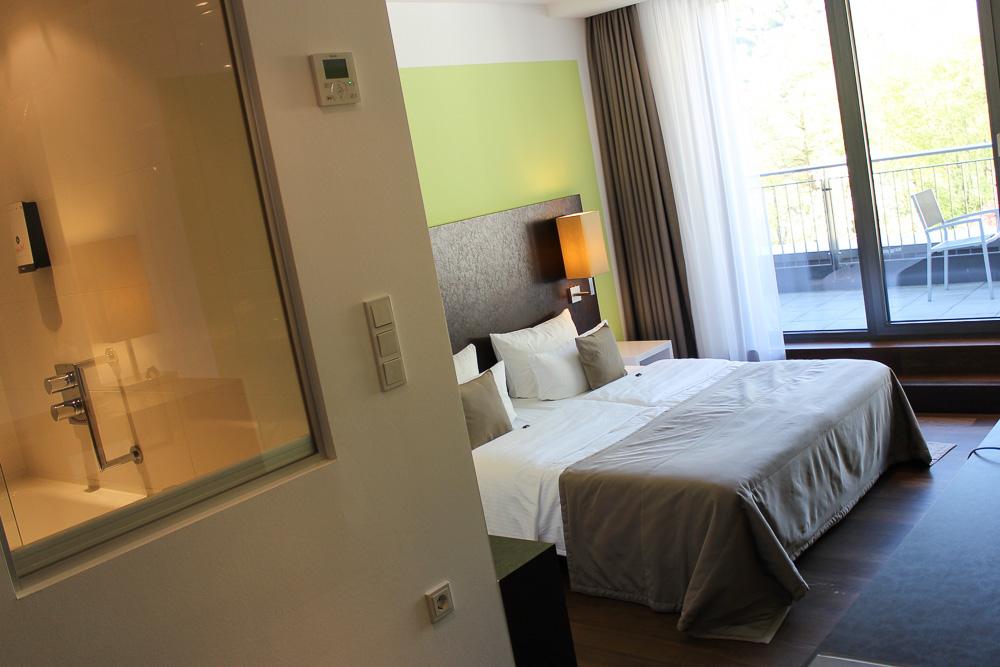 Schmuckstück: Hotel im Schulhaus in Lorch am Rhein