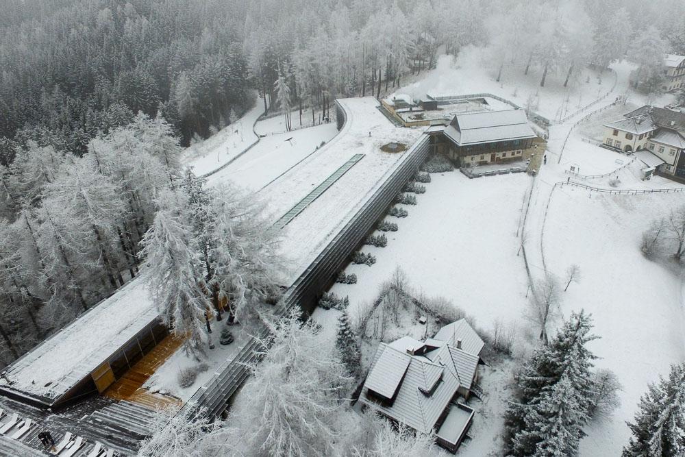 Ruhe im Luxus-Hideway auf 1.500m: Vigilius Moutain Resort