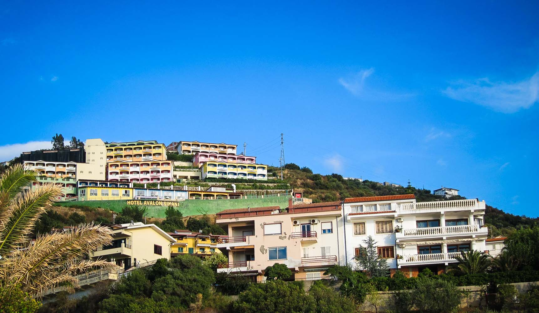 Grand avalon sikani resort auf sizilien abouthotels for Sizilien design hotel