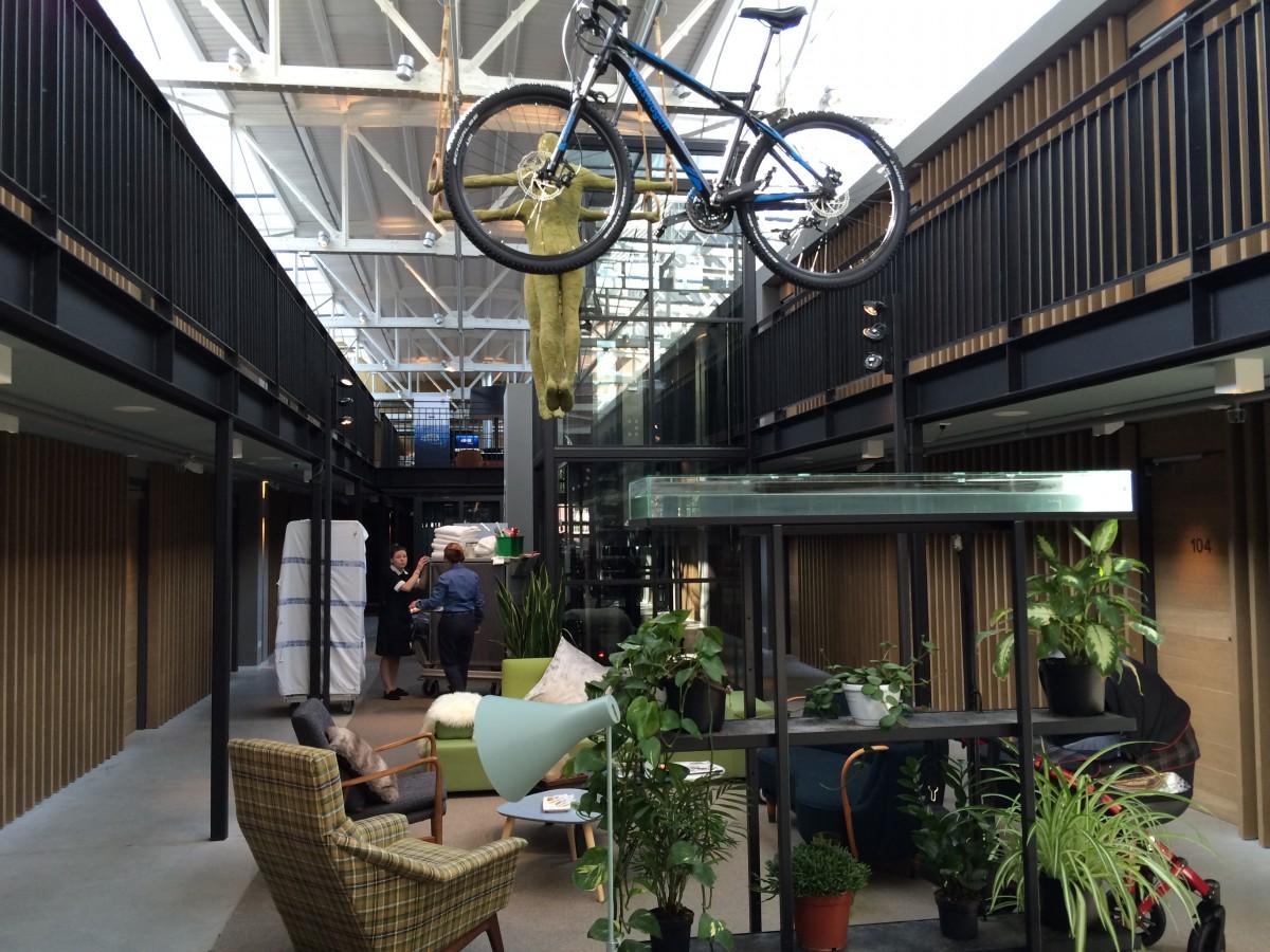 Hotel De Hallen Amsterdam West