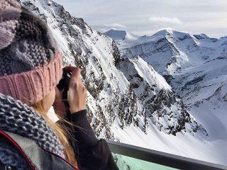 Eine Nacht am Kitzsteinhorn: Das Alpenhaus Kaprun