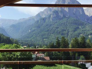 Panorama, Restaurant und Lifestyle: Hotel Arvina in Seis