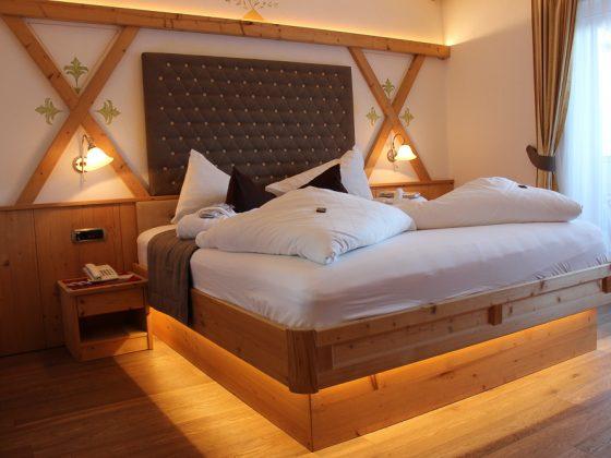 Top Wohlfühlfaktor: Abinea Dolomiti Romantic Spa Hotel Kastelruth