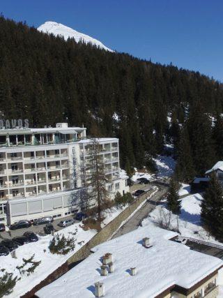 Luxus und Entspannung pur am Zauberberg: Das Waldhotel Davos