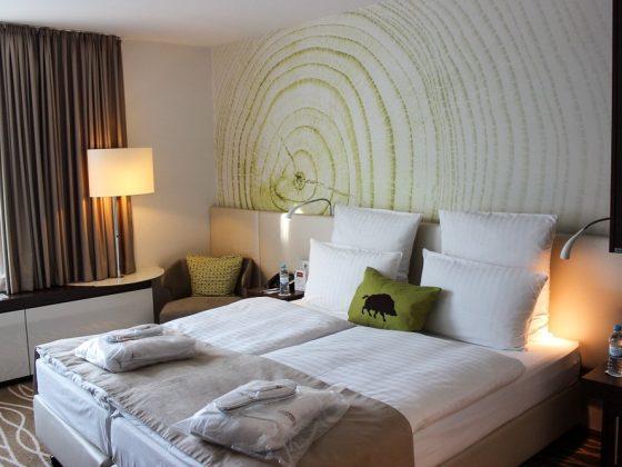 Luxuriöser Zwischenstopp: Das Steigenberger Airport Hotel Frankfurt