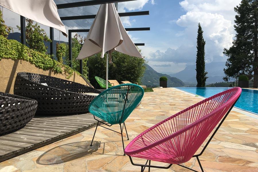 Feel good resort johannis in dorf tirol alpiner for Designhotel dorf tirol